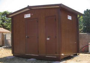 Comune di San Teodoro (prov. Olbia Tempio): fornitura di box servizi per la spiaggia