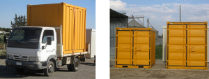 Container Piccoli Isomodul