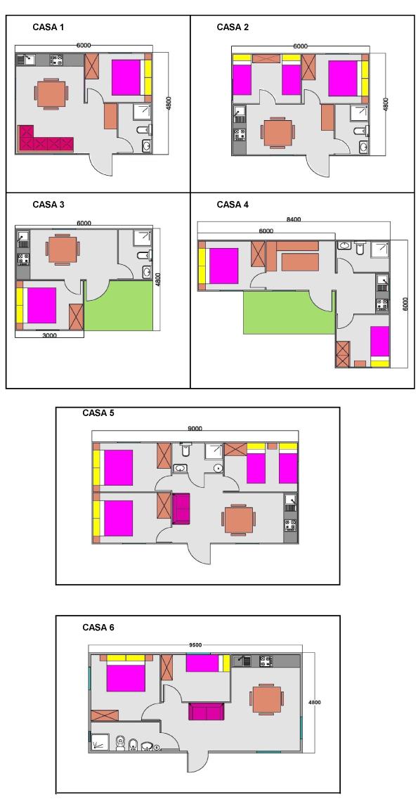 Modelli di case Prefabbricate Sardegna
