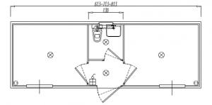 v40 cvl serv centr wc lavabo