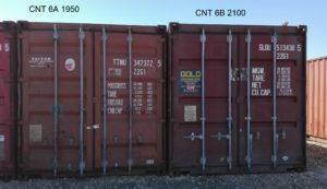 container usati Cagliari