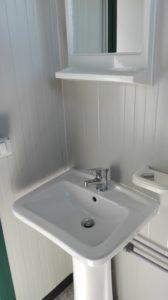 particolare lavabo